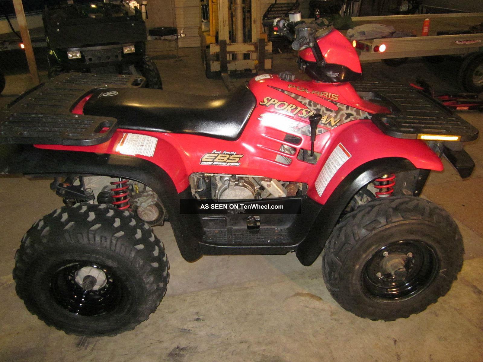 1999 polaris sportsman 500 polaris photo