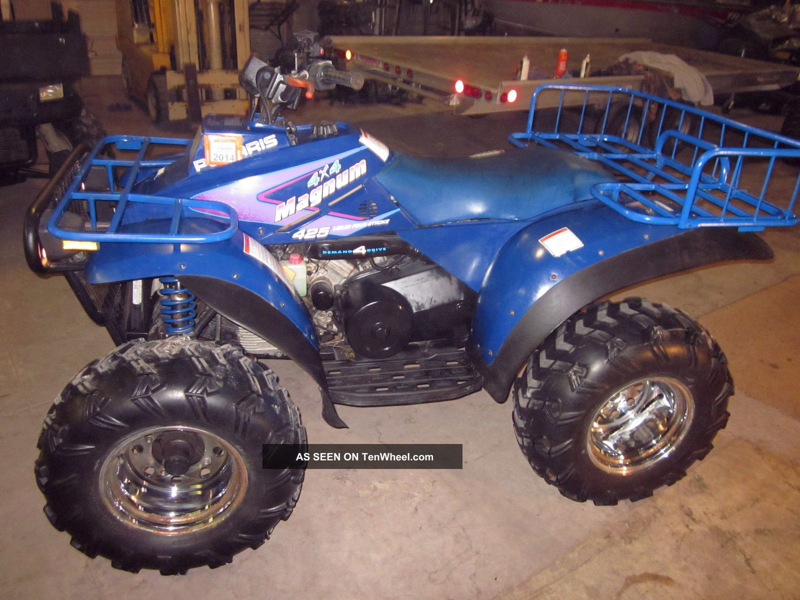 1995 Polaris Magnum 425 Polaris photo