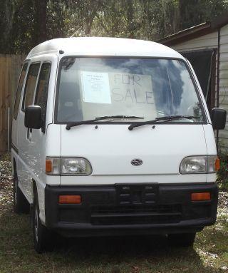 1997 Subaru Sambar photo
