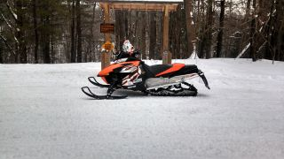 2012 Arctic Cat Procross F1100 Snopro photo
