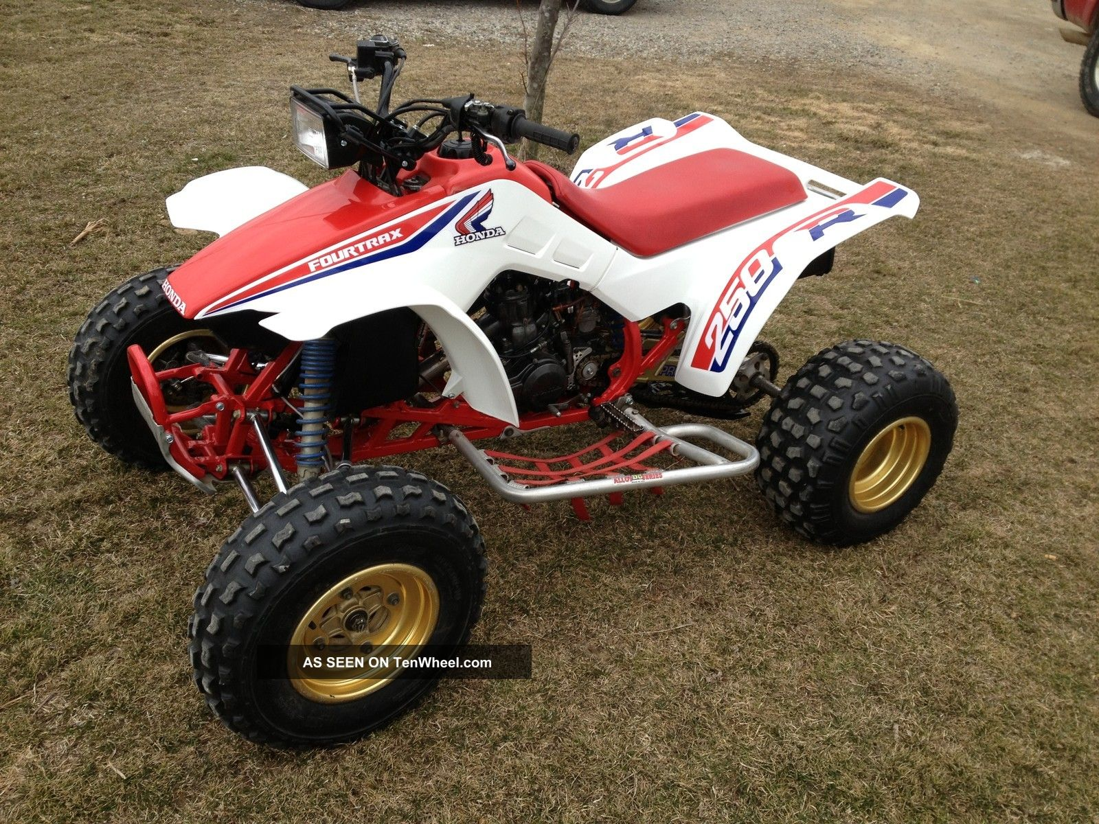 1986 Honda Trx 250r Honda photo