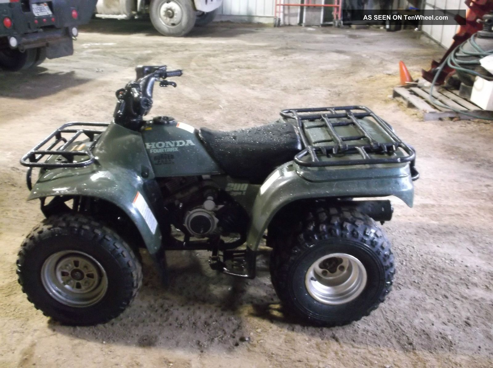 7 Gas Guzzling Military  bat Vehicles also Beatrix Potter additionally Kawasaki 2012 Brute Force 750 4x4i Utility Atv Long Term Review besides 16042 1993 honda 200 fourtrax additionally 2015 Arctic Cat Wildcat Sport. on arctic cat 300 2 x 4