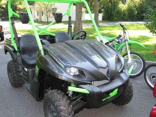 2009 Kawasaki Teryx Monster Edition photo