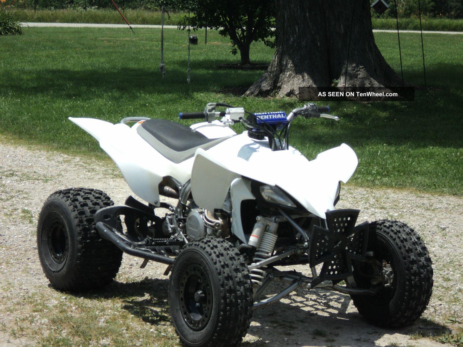 2006 Yamaha Yfz 450