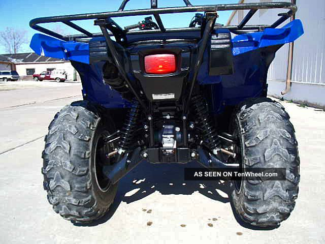 Further Yamaha Grizzly 125 Atv On Honda Motorcycle Wiring Diagrams