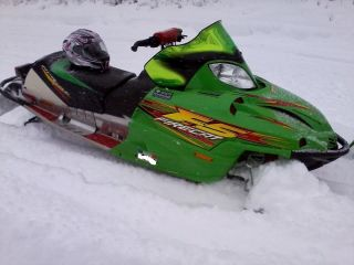 2003 Arctic Cat F5 photo