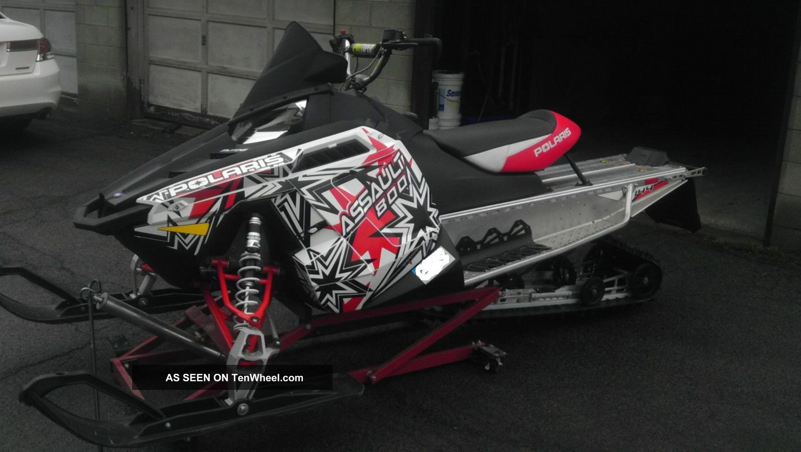 2012 Polaris Switchback 800 Assault 144 Reviews Prices