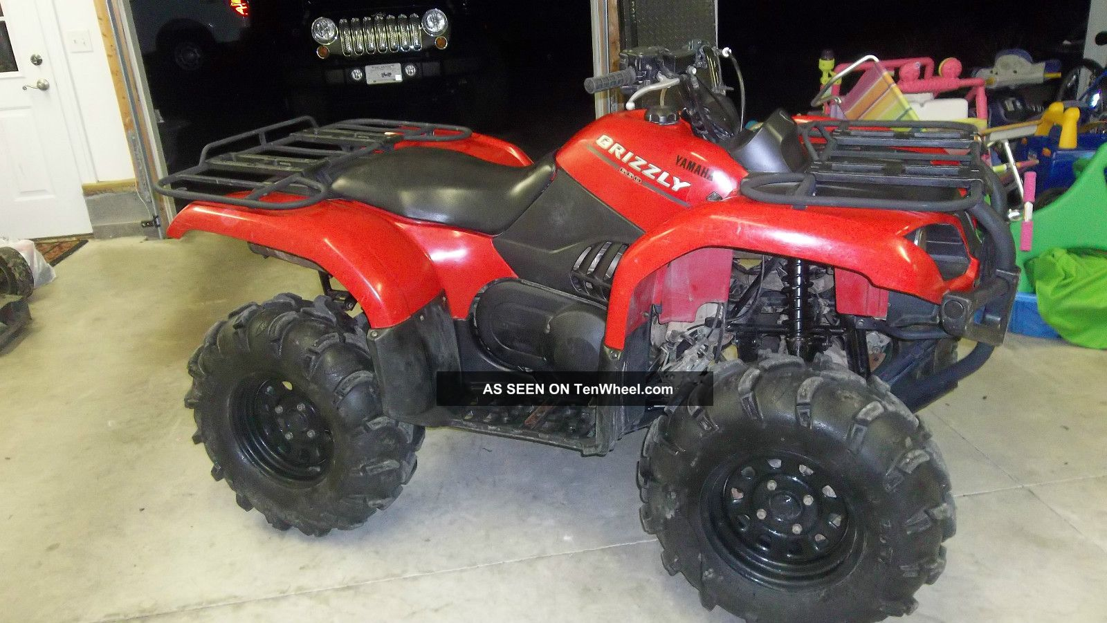 2004 yamaha 660 grizzly for 2004 yamaha grizzly 660 value