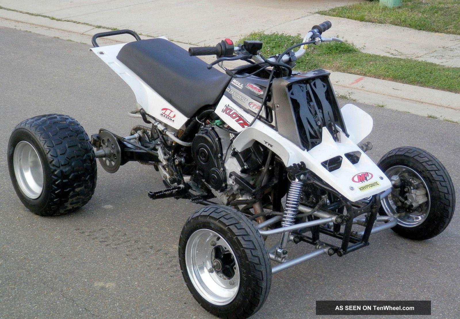 Yamaha Banshee Racing Transmission
