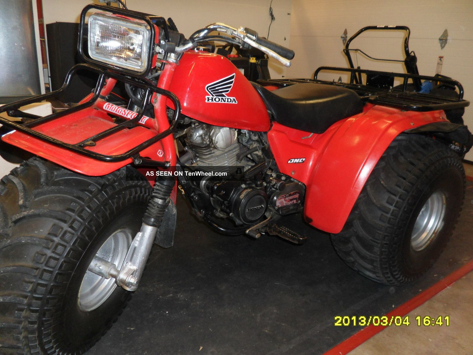 honda big red 200 pdf