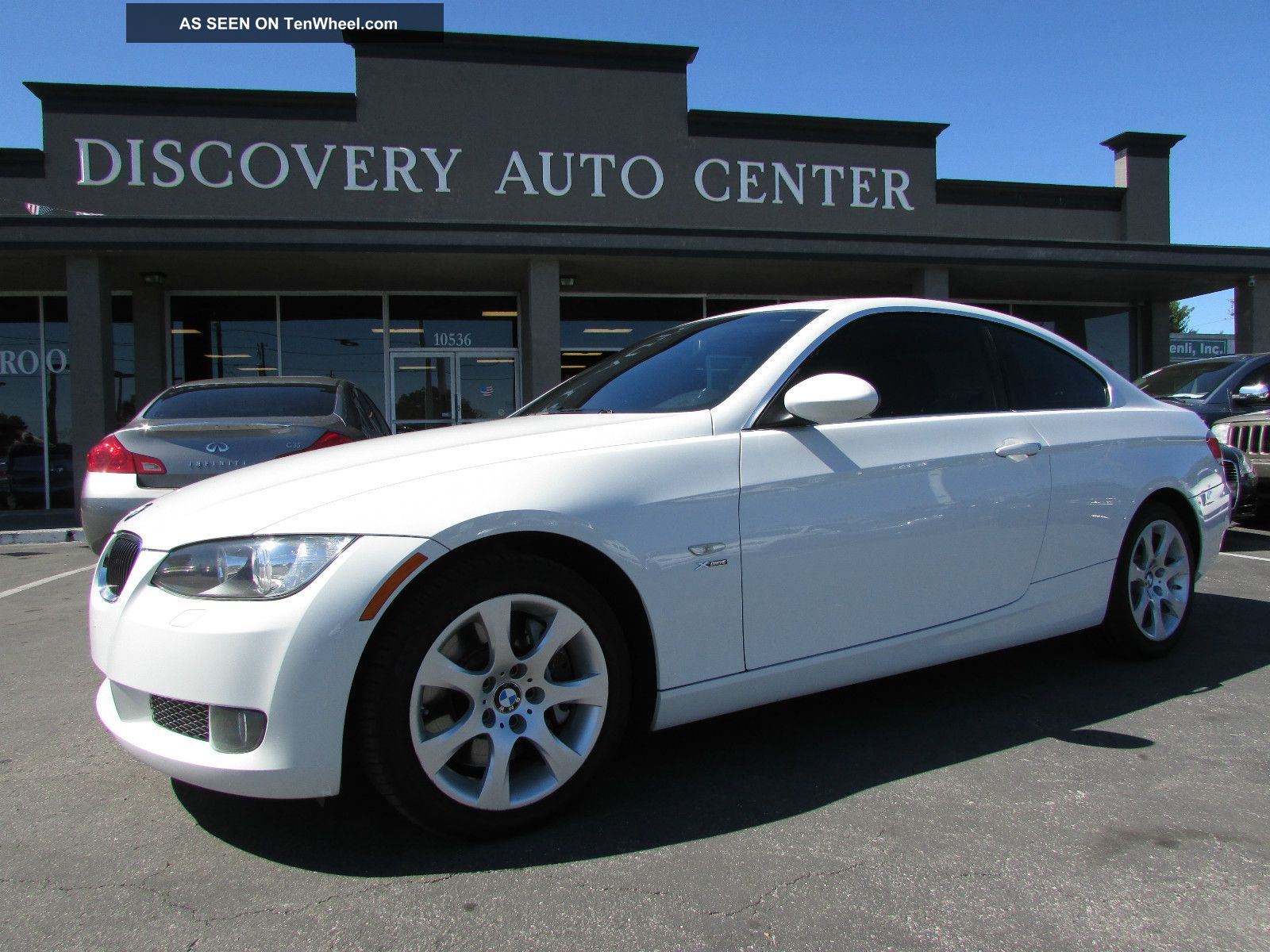 2009 Bmw 335i Xdrive Base Coupe 2 - Door 3.  0l 3-Series photo