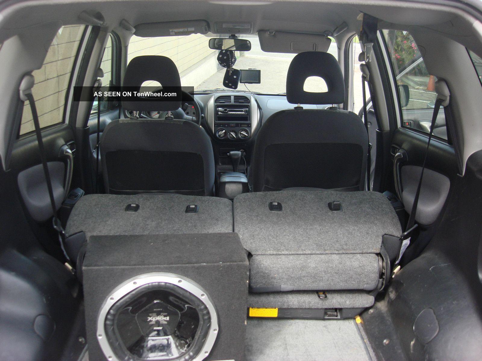 Toyota Rav Base Sport Utility Door L Lgw