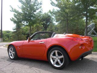 2009 Pontiac Solstice Gxp Convertible 2 - Door 2.  0l photo