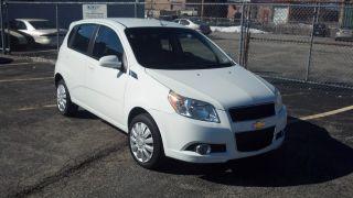 2011 Chevrolet Aveo Chevrolet Aveo.  Hatchback photo