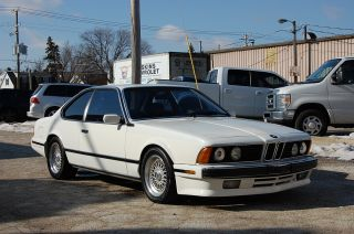 1988 Bmw 635 Csi,  Lots Fo Extras,  136k, photo