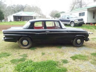 1962 Studebaker Lark.  Two Door.  Six Cyclinder.  Drivable Vehicle photo