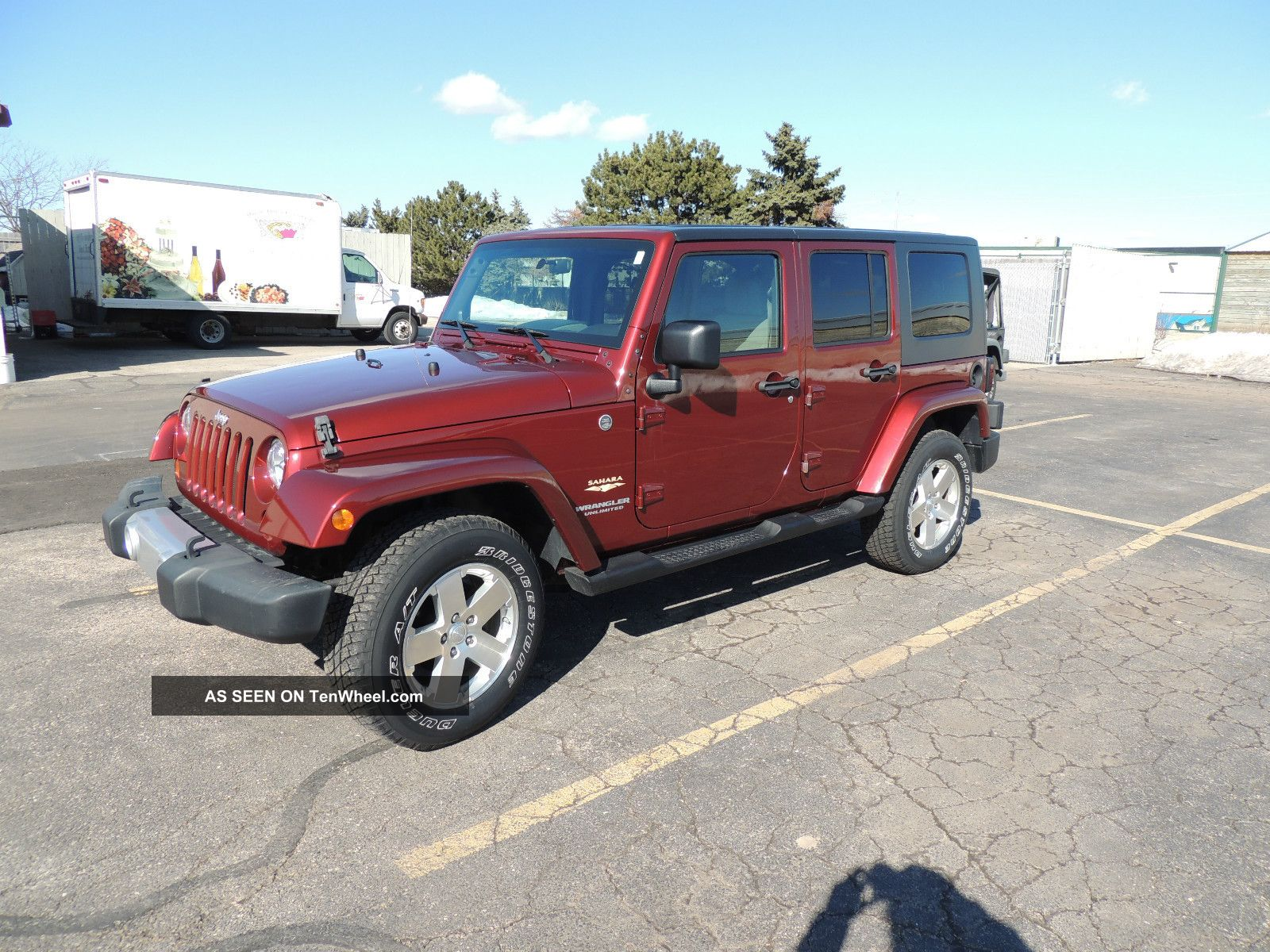 2008 jeep wrangler unlimited sahara sport utility 4 door 3 8l. Cars Review. Best American Auto & Cars Review