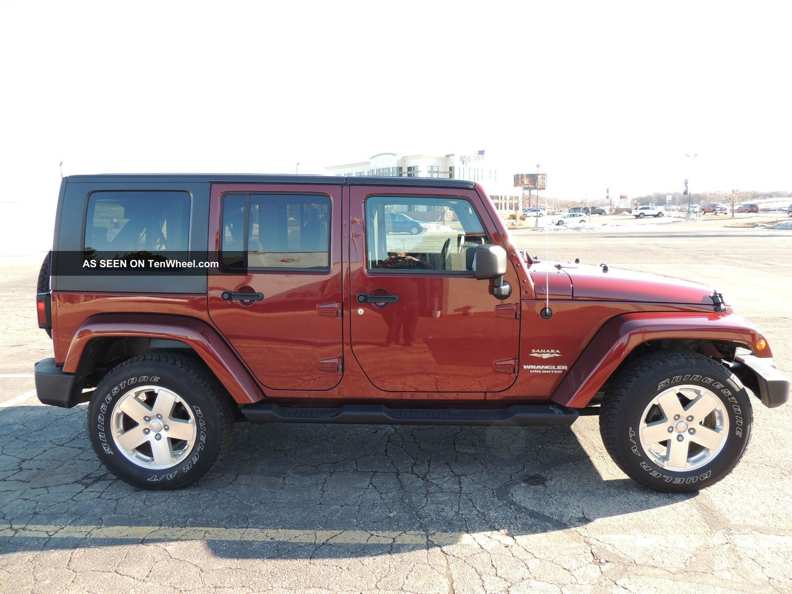 2008 jeep wrangler unlimited sahara sport utility 4 door 3 8l. Black Bedroom Furniture Sets. Home Design Ideas