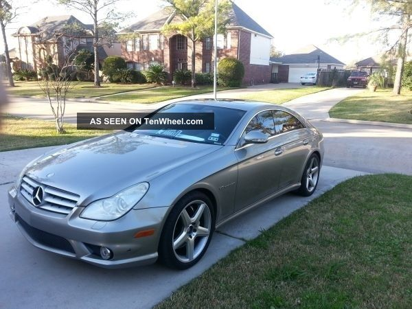 2006 mercedes benz cls55 amg base sedan 4 door 5 5l for 2006 mercedes benz cls55 amg