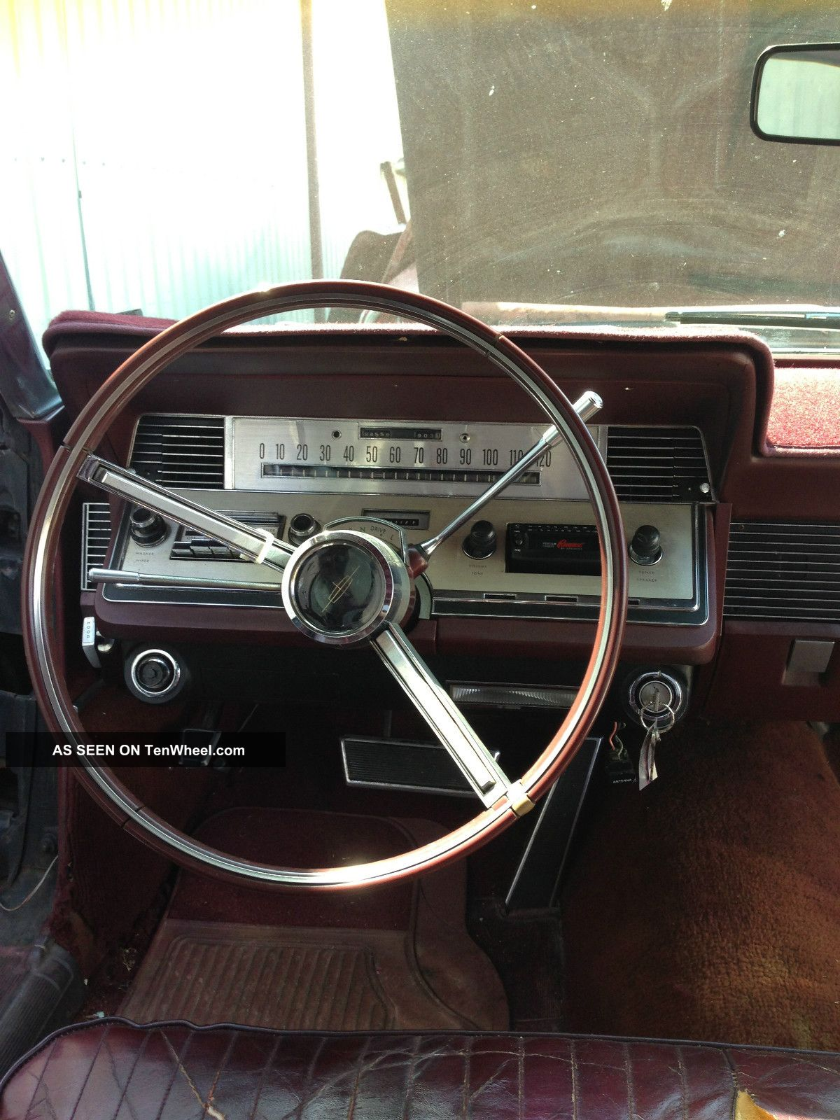 ... 1966 Lincoln Continental Suicide Doors Continental Photo 11