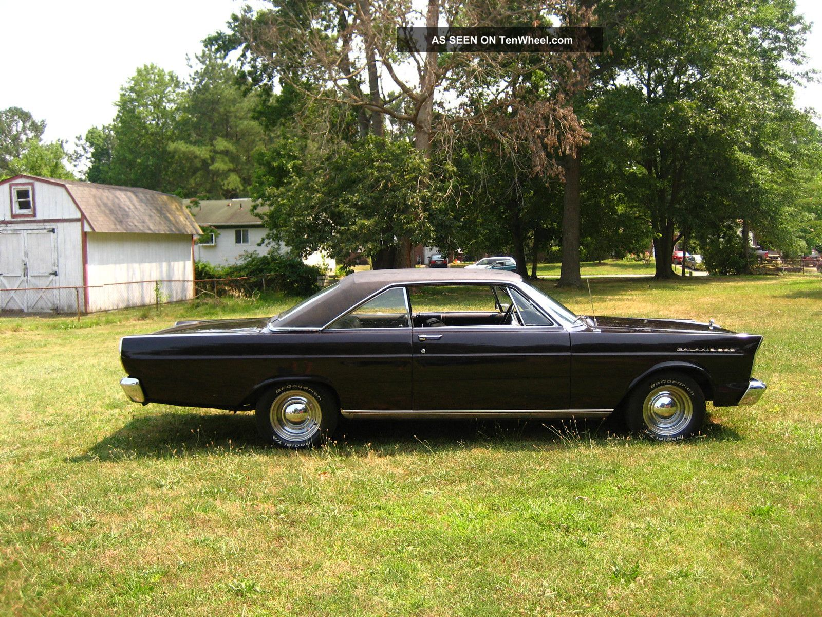 1965 ford galaxie 500 2dr fastback. Cars Review. Best American Auto & Cars Review
