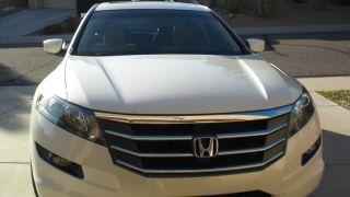 2011 Honda Accord Crosstour Ex Hatchback 4 - Door 3.  5l - V6 photo