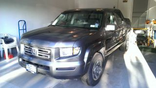 2007 Honda Ridgeline Rt Crew Cab Pickup 4 - Door 3.  5l photo