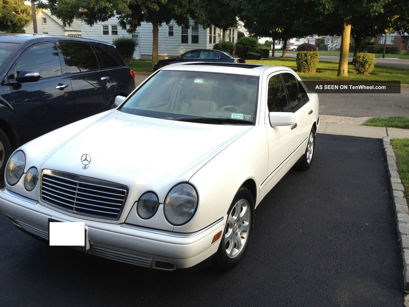 1999 mercedes benz e300 turbo diesel for Mercedes benz e320 1999