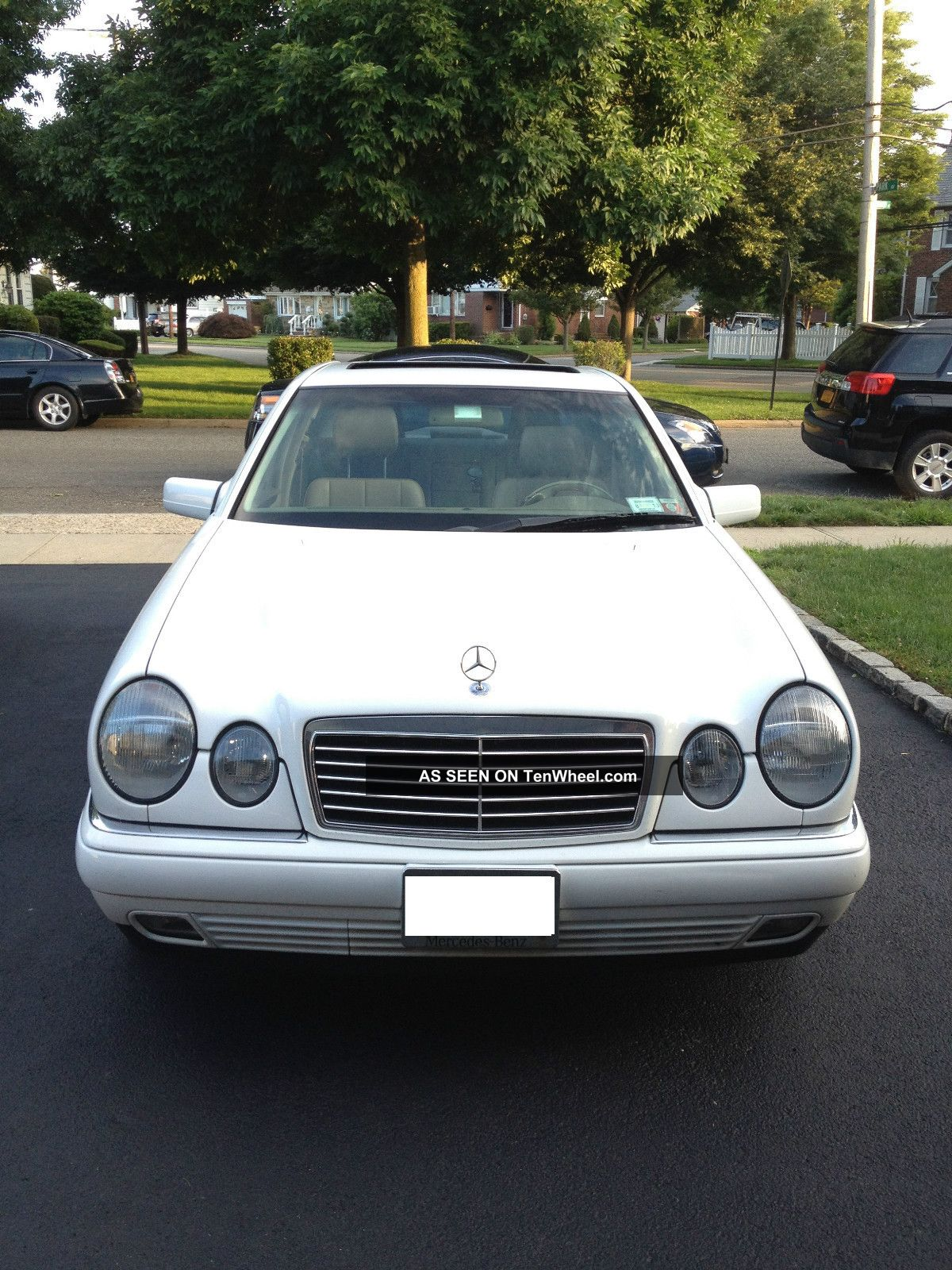 1999 mercedes benz e300 turbo diesel