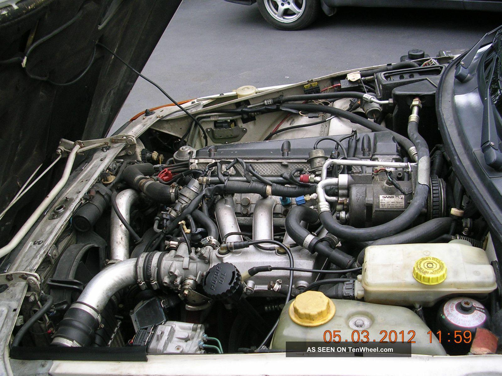 1994 Saab 900 Engine Diagram Or Manual