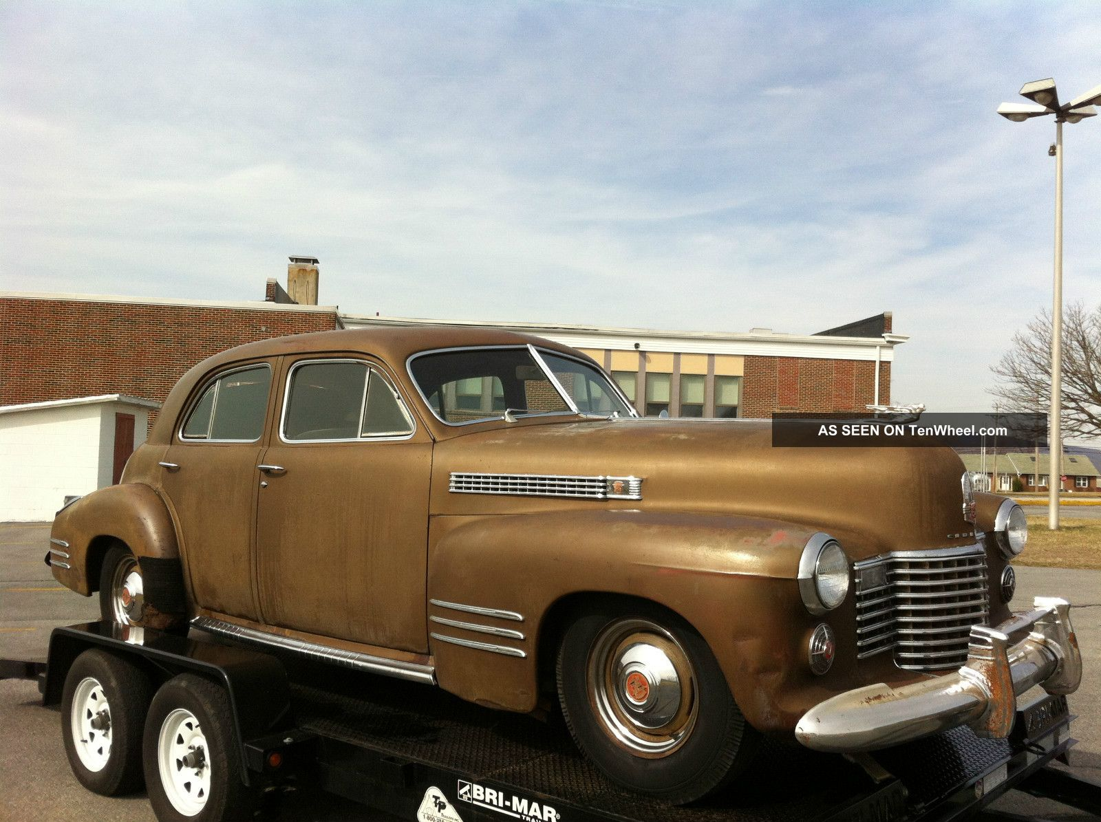 1941 Cadillac Model 62 Four Door - Runs And Drives Other photo