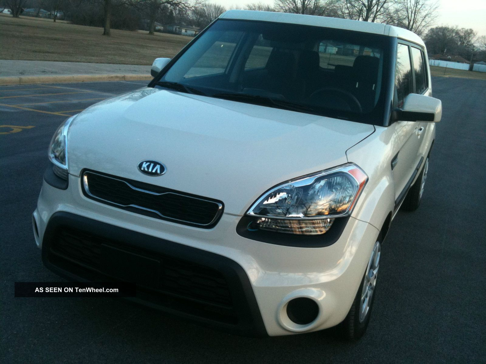 2013 Kia Soul Almost Very Drive Great 6 Speed Manual Soul photo 1