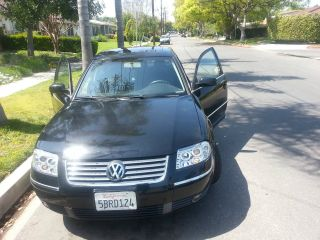2003 Volkswagen Passat 1.  8 photo