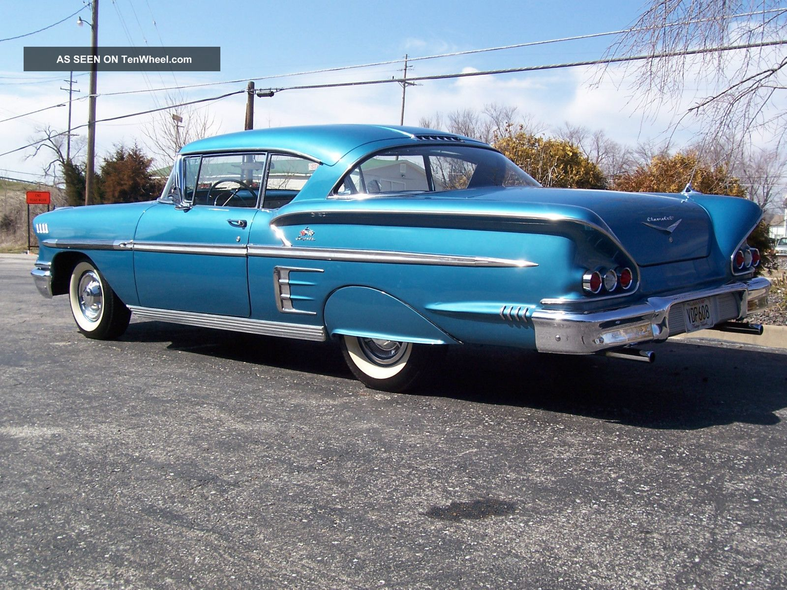 1958 chevrolet impala 2 dr hard top. Cars Review. Best American Auto & Cars Review