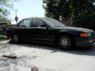 1991 Honda Accord F22a 4 Engine 2.  2l photo
