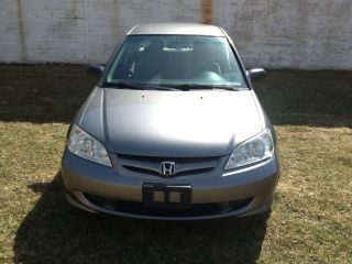 2004 Honda Civic Lx Sedan 4cylinder Automatic. . . . . . . . . .  No Accidents photo
