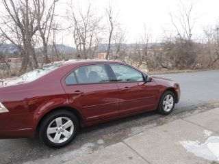 2007 Ford Fusion Se Sedan 4 - Door 3.  0l photo