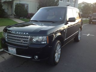 2010 Range Rover Supercharged - photo