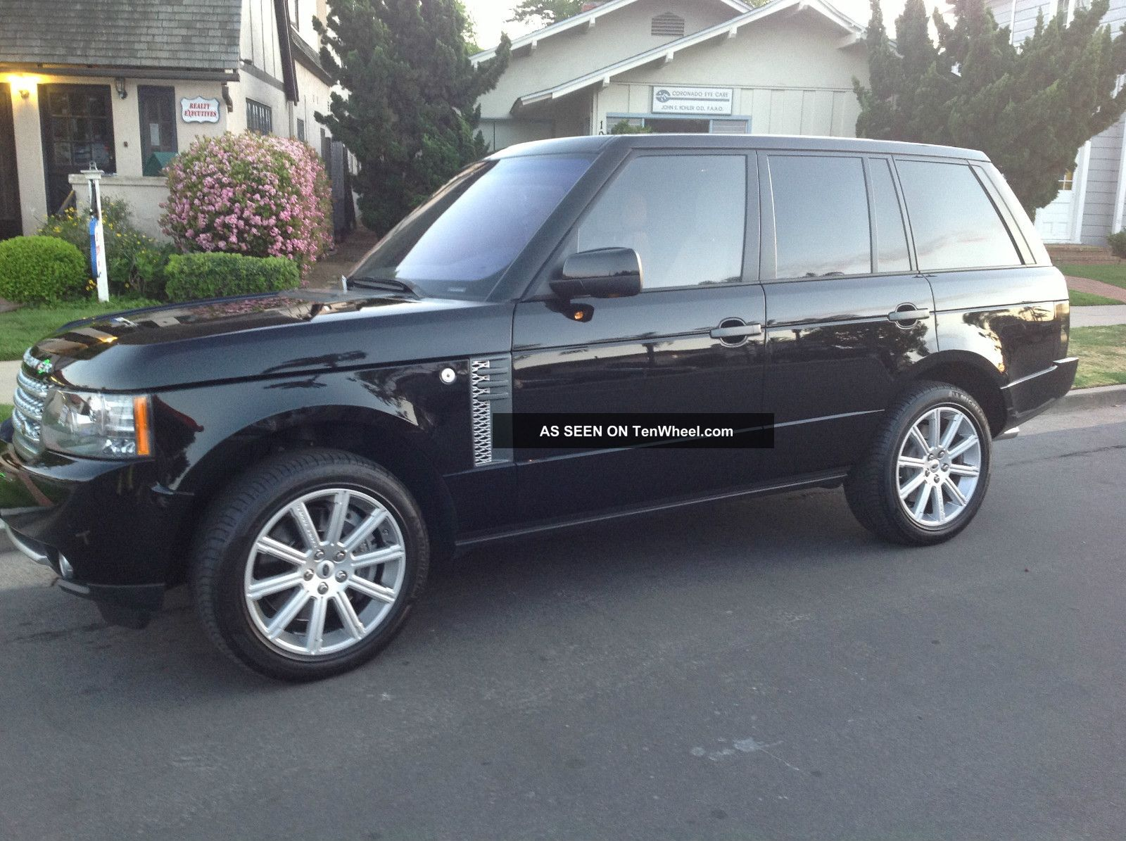 2010 land rover range - photo #48