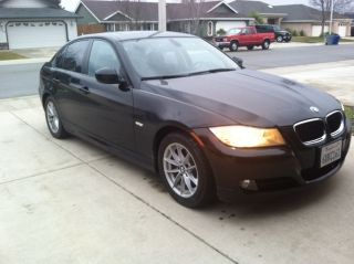 2010 Bmw 328i Black, photo