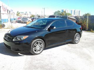 2007 Scion Tc Coupe Automatic.  As - Is.  Title. photo