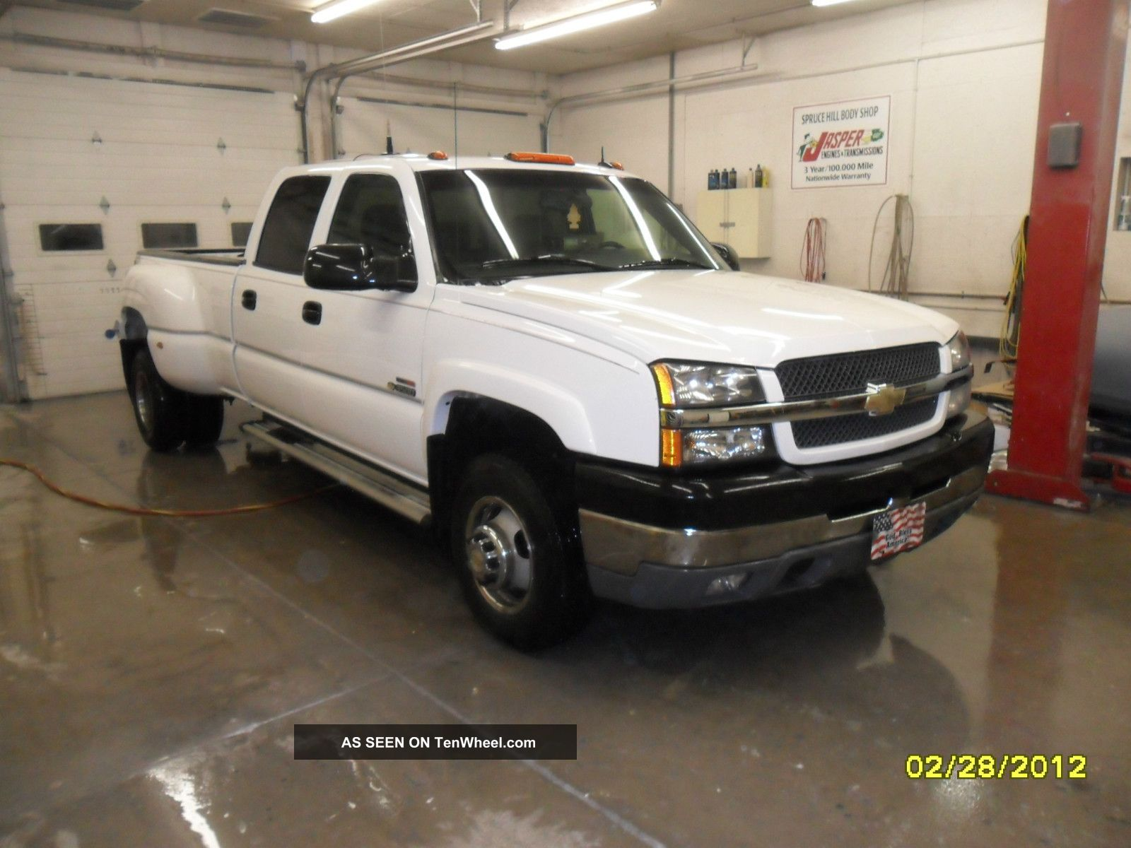 2003 Chevrolet Silverado 3500 Duramax Diesel Dually Silverado 3500 photo