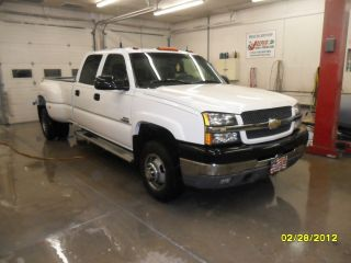 2003 Chevrolet Silverado 3500 Duramax Diesel Dually photo