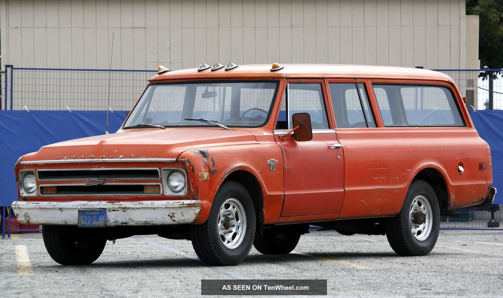 1968 Chevy Carryall Suburban Suburban photo