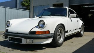 Porsche Irish Green 1969 911 912 Rs Coupe Numbers Matching Per Coa photo