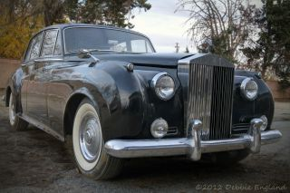 1957 Rolls - Royce Silvercloud Bentley Conversion photo