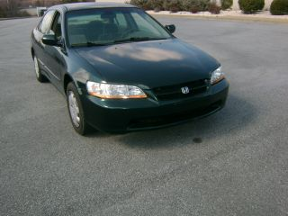 1999 Honda Accord Lx Sedan 4 - Door 2.  3l photo