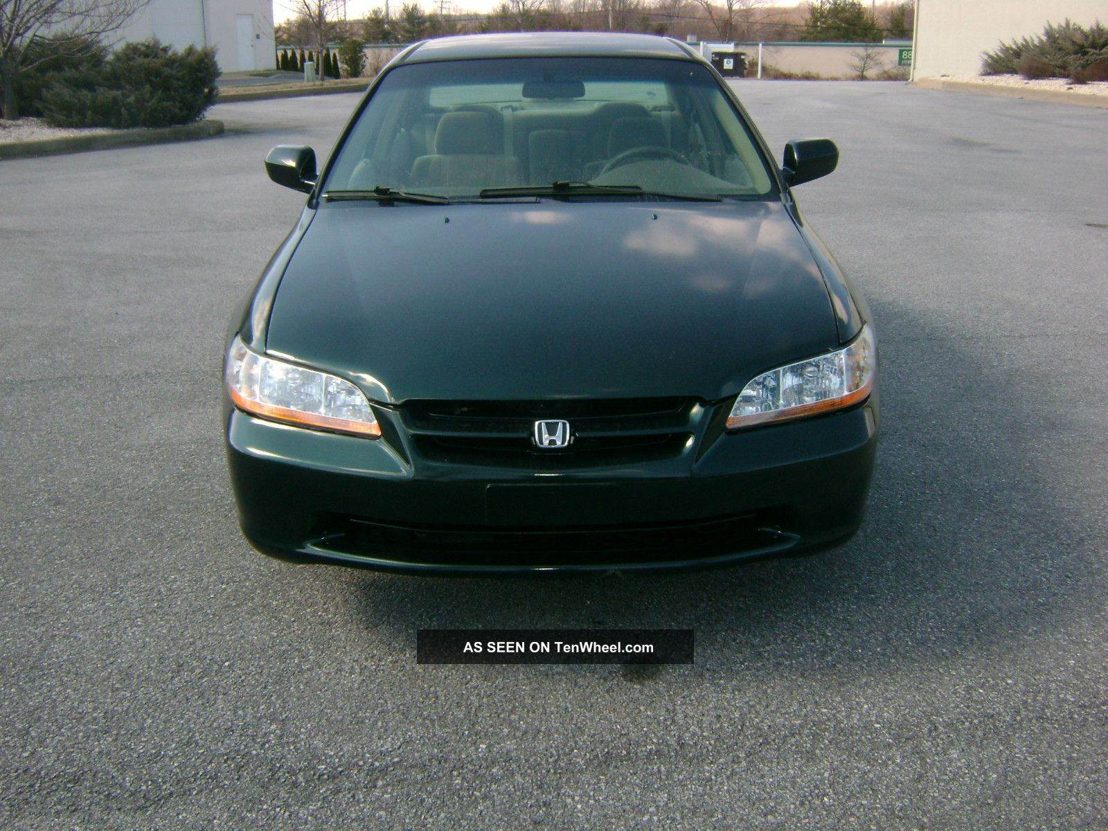1999 honda accord lx sedan 4 door 2 3l for 09 2 door honda accord