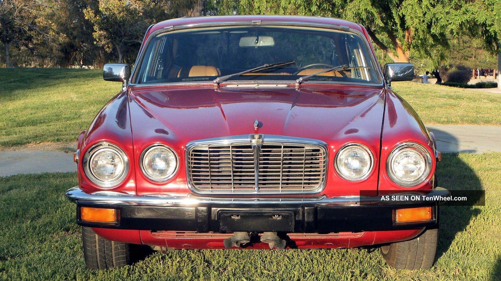California,  1979 Xj6 - L (series Ii) 100% Rust, XJ6 photo