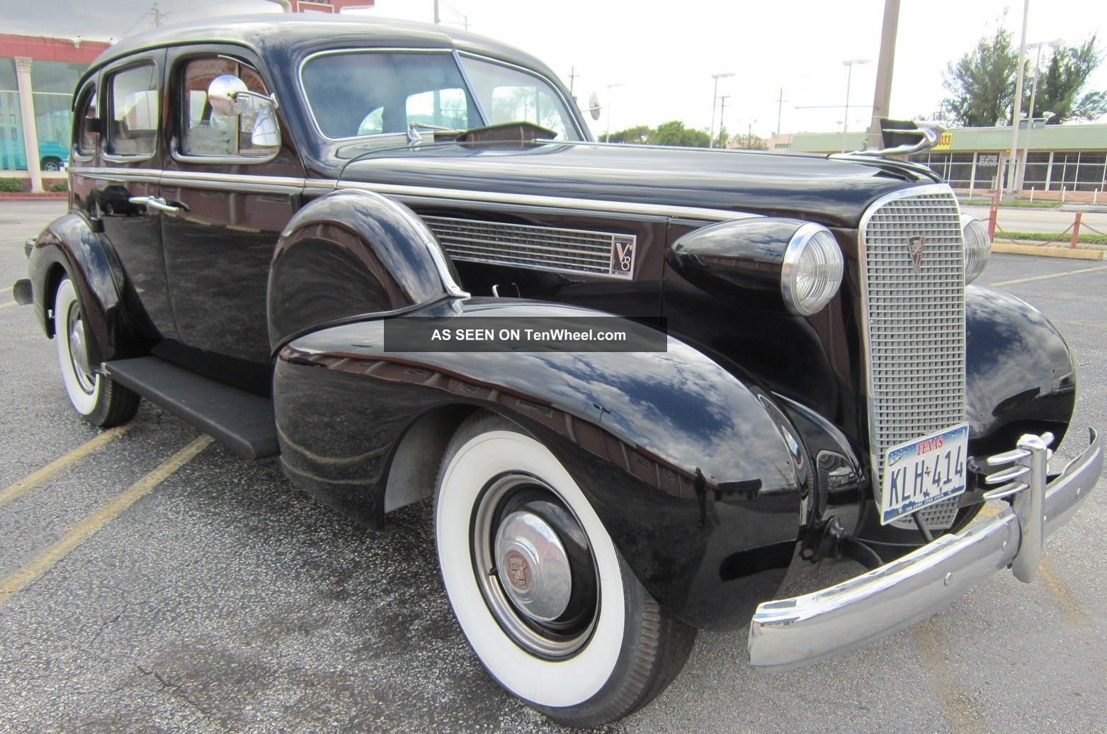 1937 Cadillac 4 - Door Sedan - I Take Payments Modern,  Dependable Cadillac V - 8 Other photo